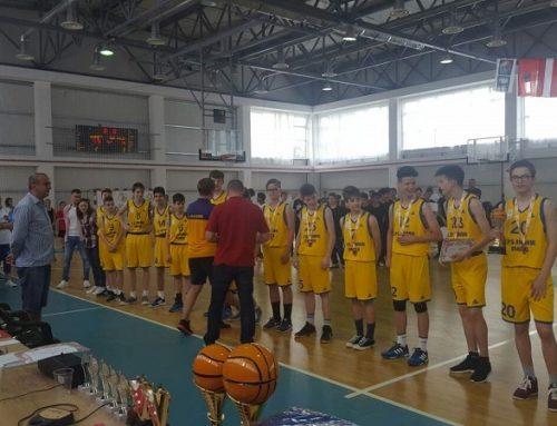Generația 2003 a cucerit a 2-a medalie națională