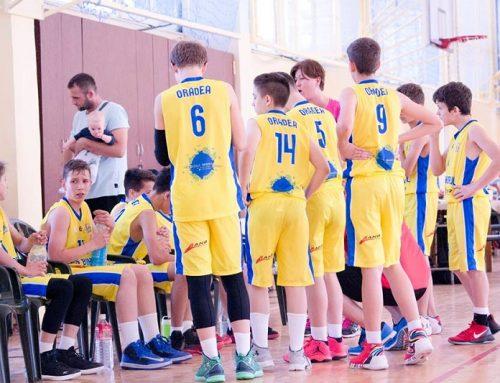 Generația 2004 a baschetului masculin orădean bifează a 2-a calificare în finala Campionatului Național!