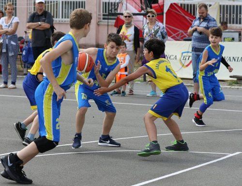 Rezultate complete la Campionatul Național de mini baschet (U12) masculin – ediția 2017