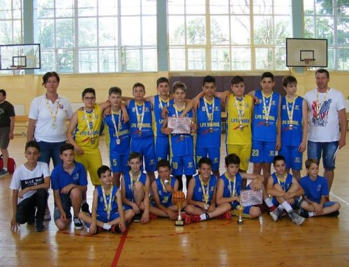 Generația 2004 va participa în European Youth Basketball League (EYBL) – ediția 2017/18