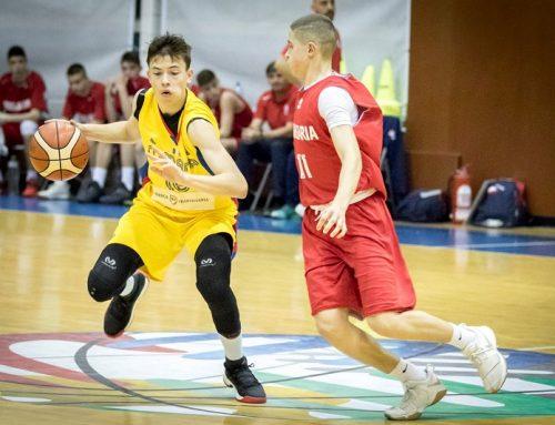 Vlad Marinău a fost convocat la echipa națională U16 masculin a României