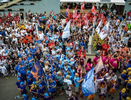 Oradea are două echipe la Festivalul Național de mini baschet 2018