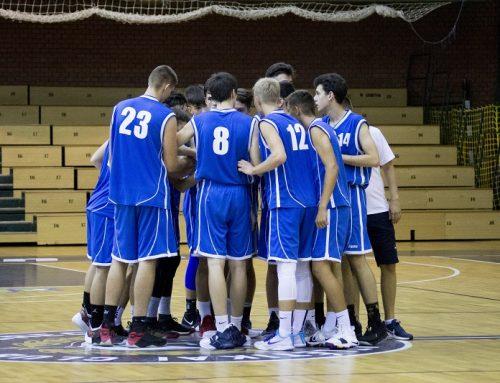 Turneu din cadrul CN U18 masculin la Oradea pe 20-21 octombrie anul curent