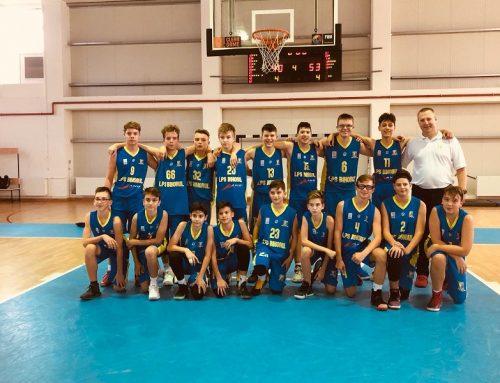Echipa U14 se deplasează la Cluj-Napoca pentru etapa a 6-a