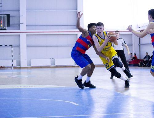 Vlad Marinău între cei mai de perspectivă tineri baschetbaliști ai generației 2003