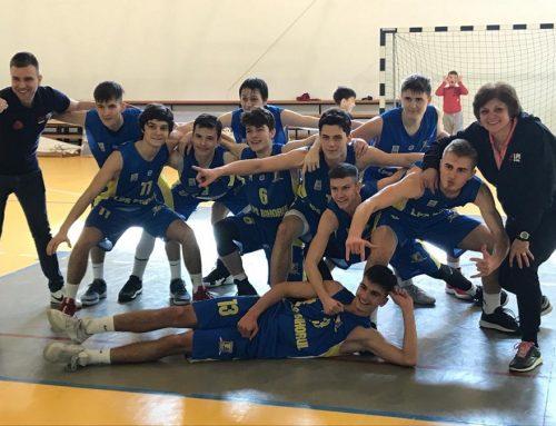 Victorie importantă pentru echipa U18 la Sighetu Marmației