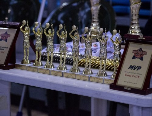 CN U18 masculin – ediția 2018/19: Medalii și premii speciale