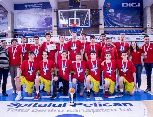 Parcursul și componența LPS Bihorul CSM Oradea U18 masculin în sezonul 2018/19