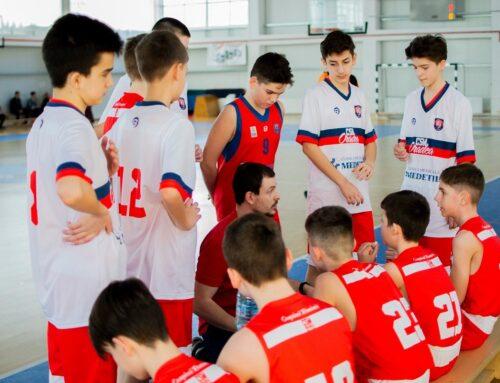 Echipa U14 se deplasează la Sighetu Marmației