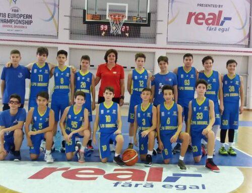 Echipa U15 a susținut primele meciuri în sezonul 2020/21