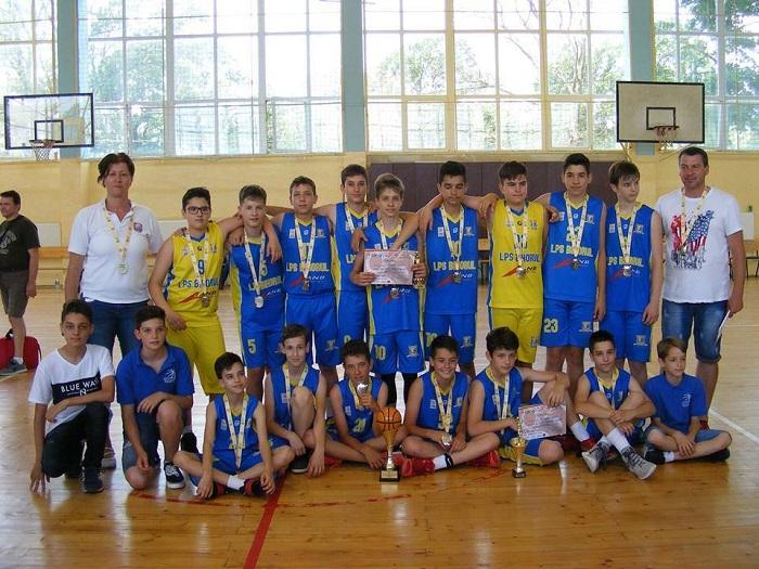 Generația 2004 se deplasează în Polonia pentru prima aventură în European Youth Basketball League